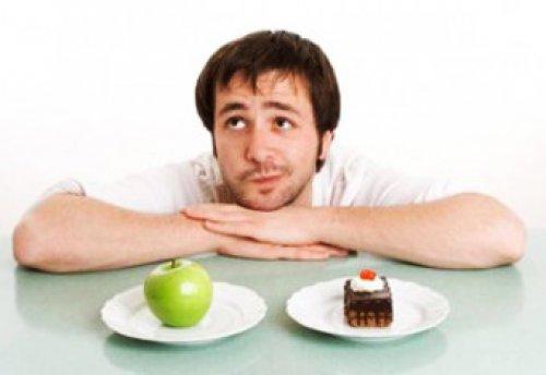 Эффективная диета для похудения мужчинам