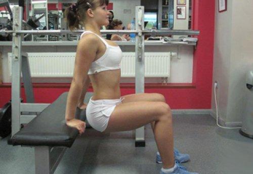 Упражнения для девушек чтобы подтянуть тело в домашних условиях 578